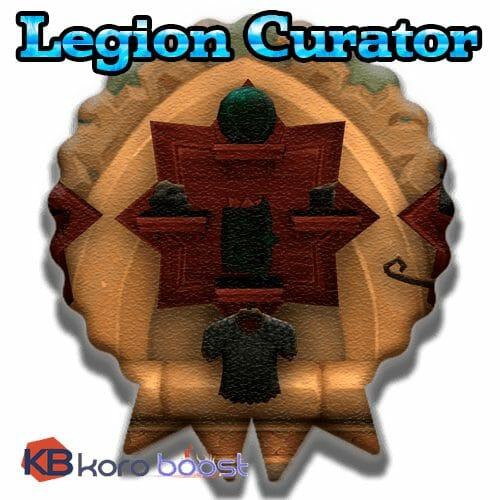 Legion Curator