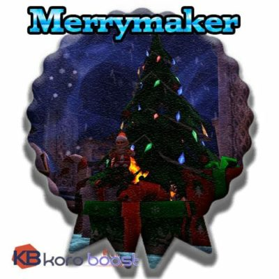 Buy Merrymaker cheap boost service or carry run