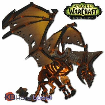 Buy Karazhan mount - Smoldering Ember Wyrm cheap boost service or carry run