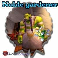 Noble Gardener