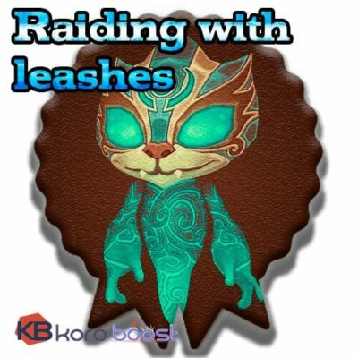 Raiding with Leashes