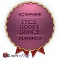Free Full 390+ gear reward