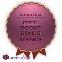 Free BoD heroic 9/9 run reward