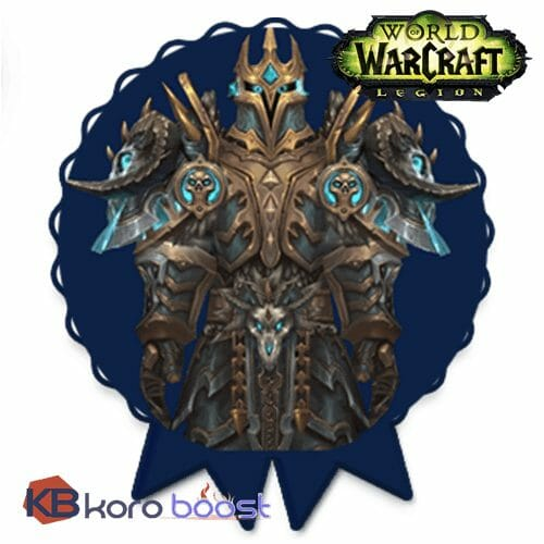 The Nighthold Tier Set T19 - Mythic