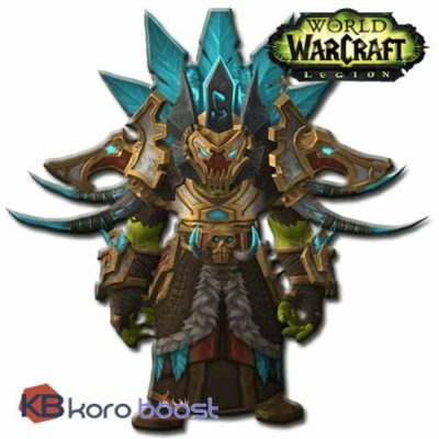 Buy Antorus Tier Set (T21) EU - Heroic or Mythic cheap boost service or carry run