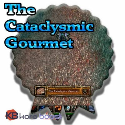The Cataclysmic Gourmet