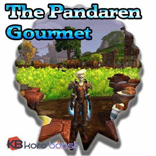 The Pandaren Gourmet
