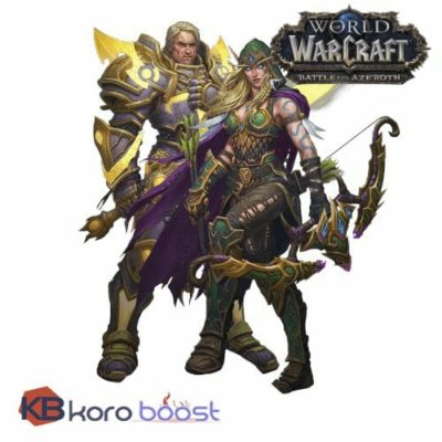 Buy Warfronts wins Battle for Azeroth cheap boost service or carry run