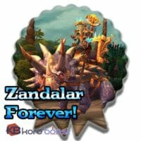 Zandalar Forever! Achievement Boost