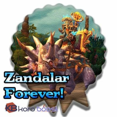 Buy Zandalar Forever! Achievement Boost cheap boost service or carry run