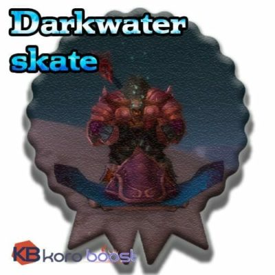 Buy Darkwater Skate cheap boost service or carry run
