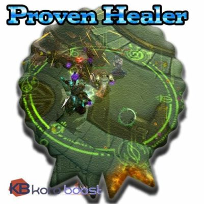 Proving Yourself: Endless Healer Achievement Boost