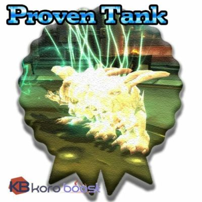 Proving Yourself: Endless Tank Achievement Boost