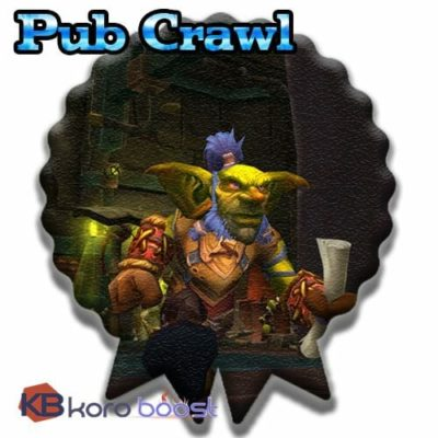 Pub Crawl Achievement Boost