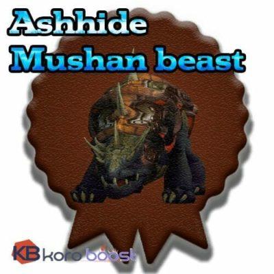 Ashhide Mushan Beast