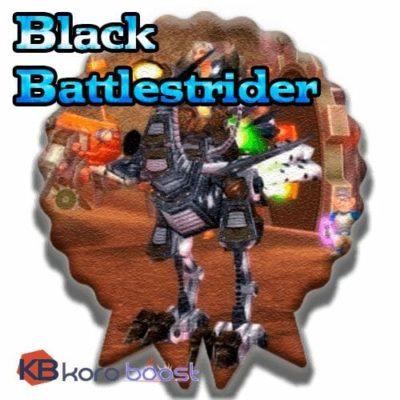 Black Battlestrider
