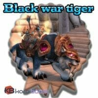 Black War Tiger