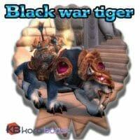 Black War Tiger