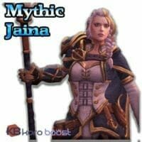 Mythic Lady Jaina Proudmoore Kill Boost - Cutting Edge