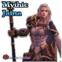 Mythic Lady Jaina Proudmoore Kill Boost - Cutting Edge