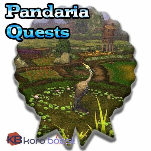 Pandaria Quests  Achievements Boost