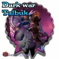 Dark War Talbuk
