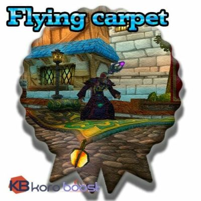 Buy Flying Carpet cheap boost service or carry run