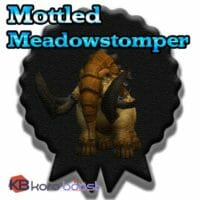 Mottled Meadowstomper