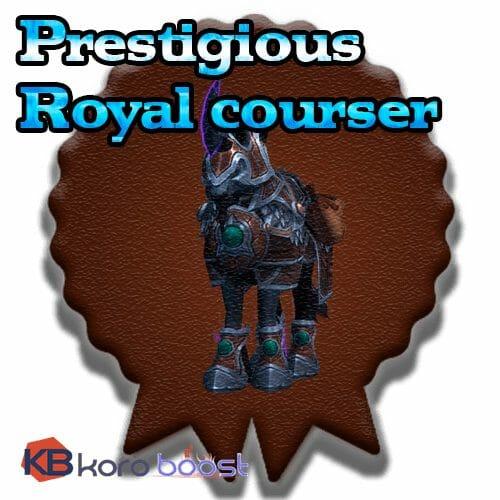Prestigious Royal Courser