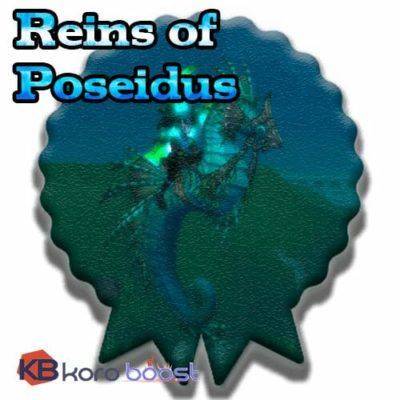 Buy Reins of Poseidus cheap boost service or carry run