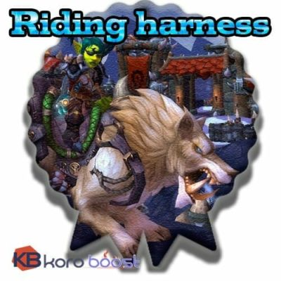 Buy Riding Harness cheap boost service or carry run
