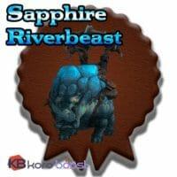Sapphire Riverbeast