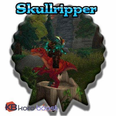 Buy Skullripper cheap boost service or carry run