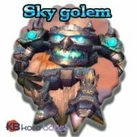 Sky Golem