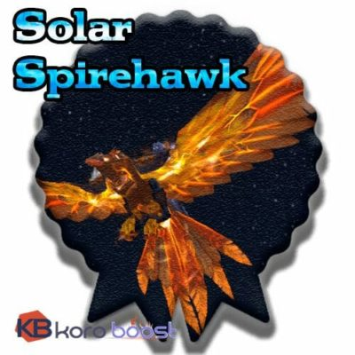 Buy Solar Spirehawk cheap boost service or carry run