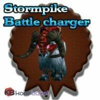 Stormpike Battle Charger