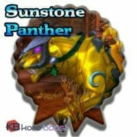 Sunstone Panther
