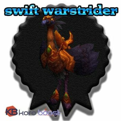 Buy Swift Warstrider cheap boost service or carry run