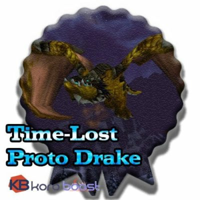 Buy Time-Lost Proto-Drake cheap boost service or carry run
