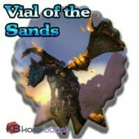 Vial of the Sands