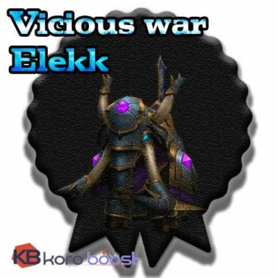 Vicious War Elekk