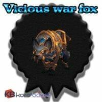 Vicious War Fox