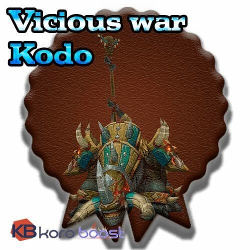 Vicious War Kodo