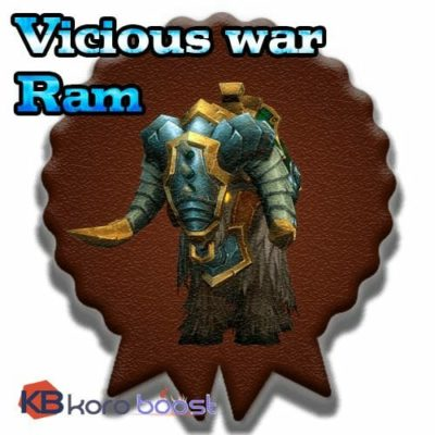 Buy Vicious War Ram cheap boost service or carry run