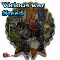 Vicious War Steed
