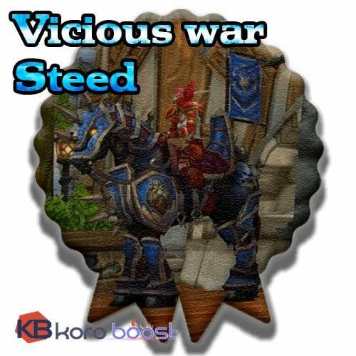 Vicious War Steed