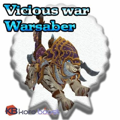 Buy Vicious Warsaber cheap boost service or carry run