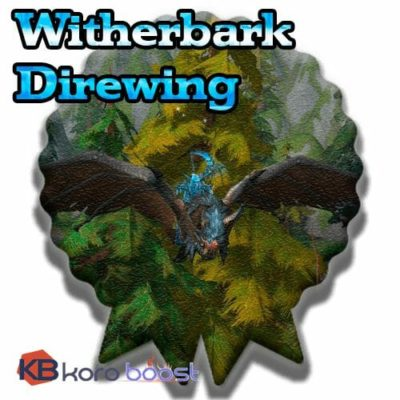 Buy Witherbark Direwing cheap boost service or carry run
