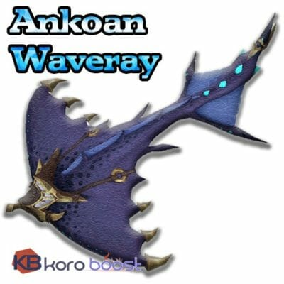 buy-Ankoan-Waveray-Mount-boost cheap boost service or carry run