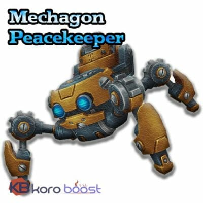 buy-Mechagon-Peacekeeper-Mount-boost cheap boost service or carry run